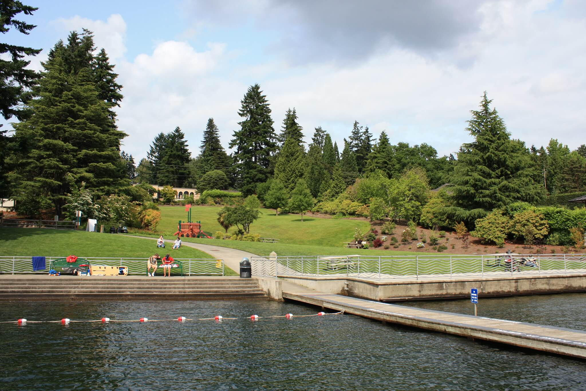 parks in bellevue wa